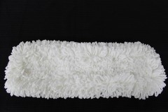 White Looped Mop Pad