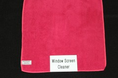 Window Screen Cleaning Cloth