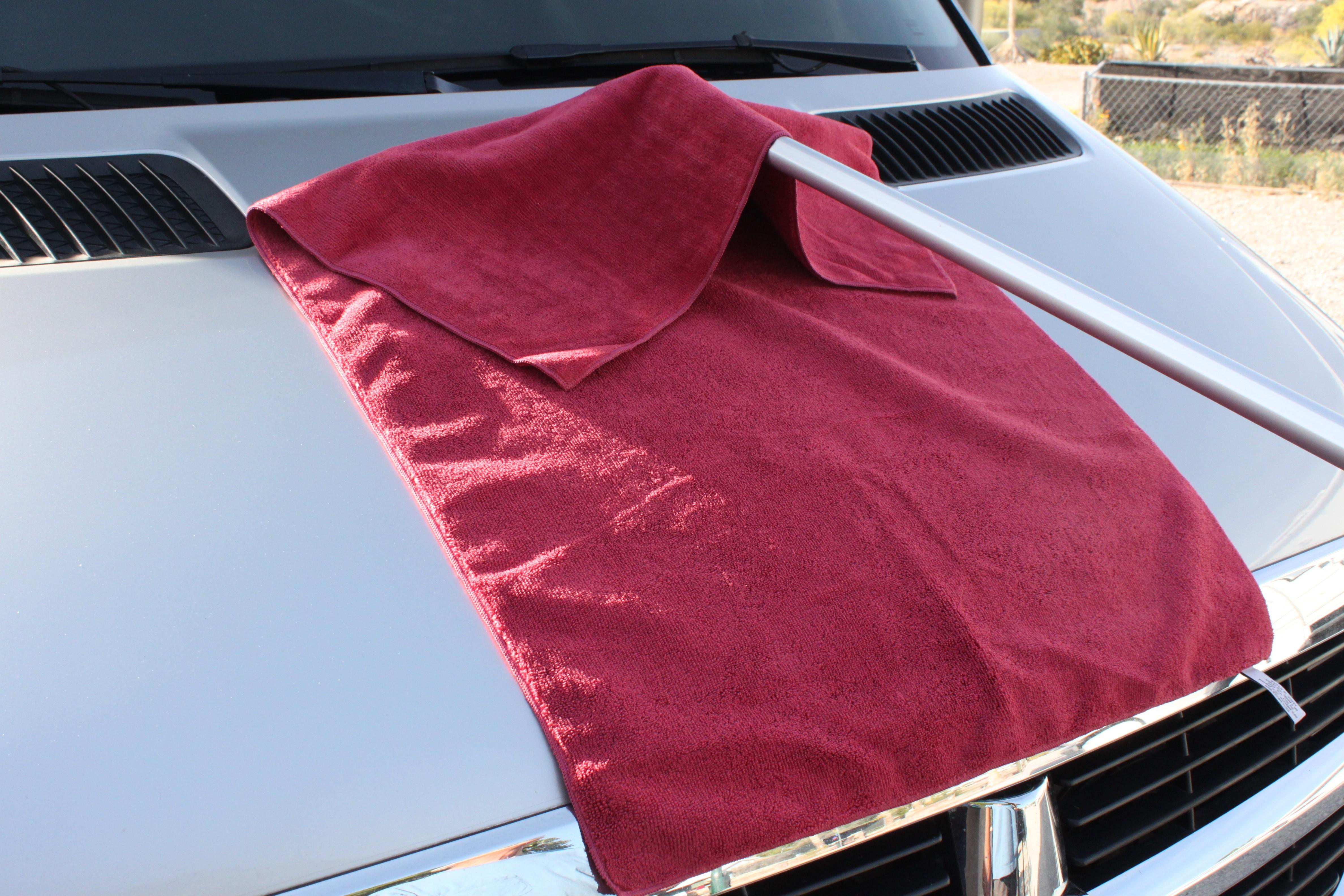 RV Drying Towel