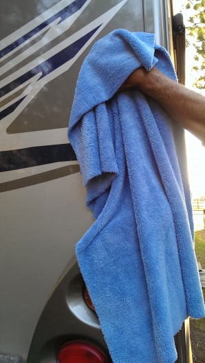 Buffing Towel
